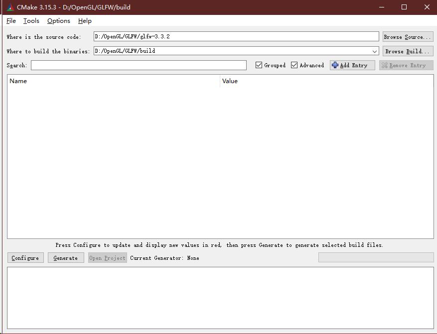 OpenGL(二)
